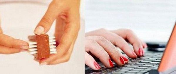 массаж ускорит рост пластин