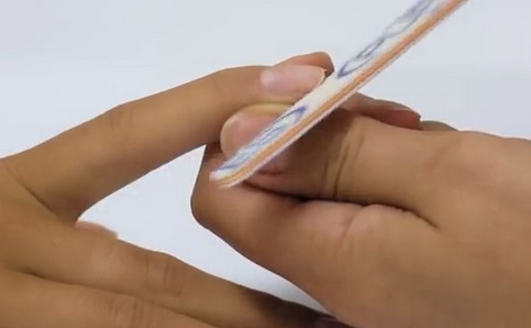 подготовить ногти