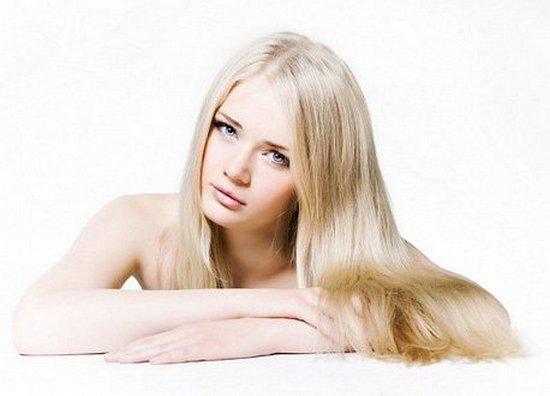 блондинки преимущества