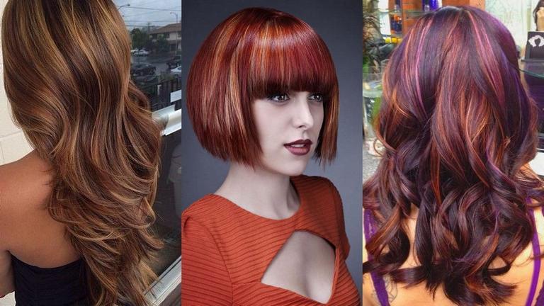 Как покрасить волосы двумя цветами в домашних условиях