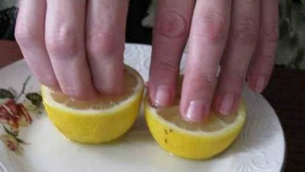 лимон для составов