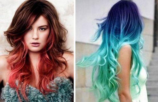 картинка цветного стиля