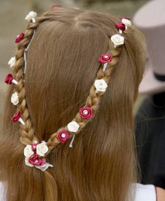 коса у феи