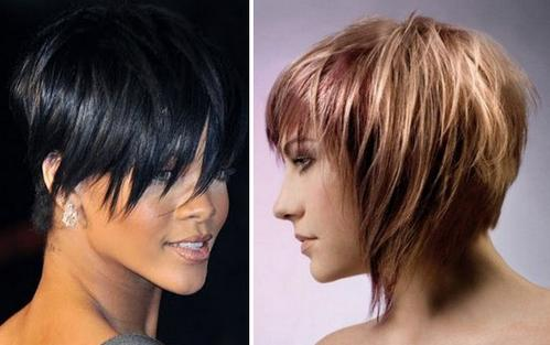 Стрижка боб на тонкие волосы короткие волосы