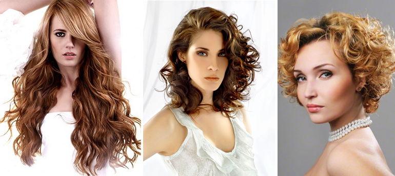 Причёски для пышных непослушных волос