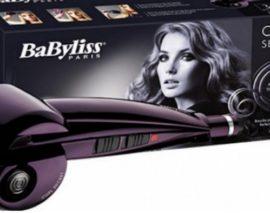 Плойка Babyliss— которая сама закручивает волосы