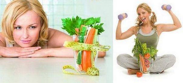 диета поможет скинуть лишний жир