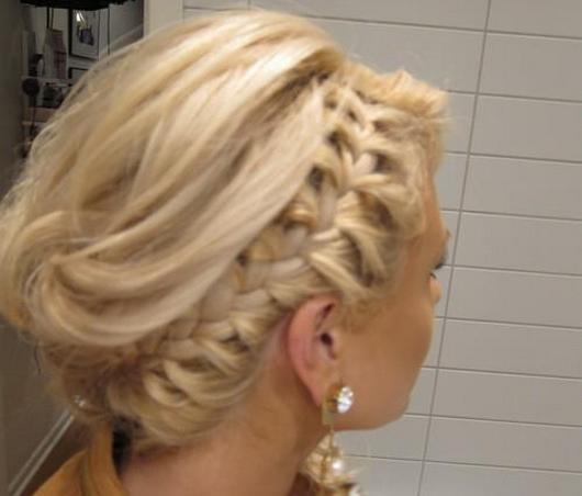 коса из греции