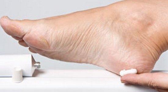домашнее лечение ног