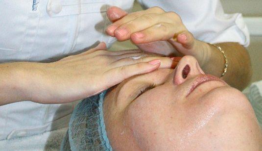массаж процедура