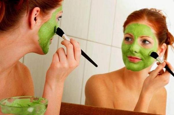 маски для отбеливания