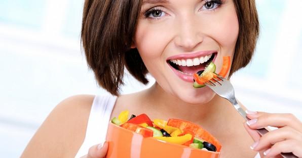 кушать полезные продукты