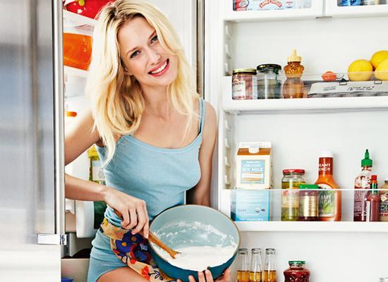 приготовить полезную еду