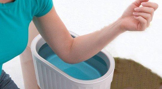рецепт ванночки