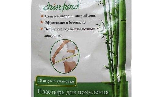 Китайские пластыри для похудения - отзывы противоречивые