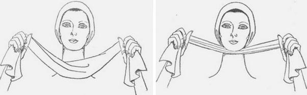 хлопки полотенцем фото