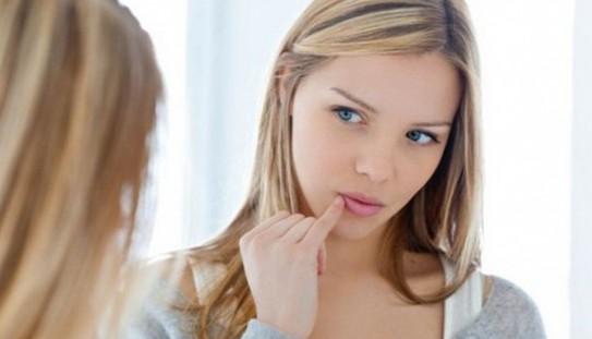 почему проблема с губами