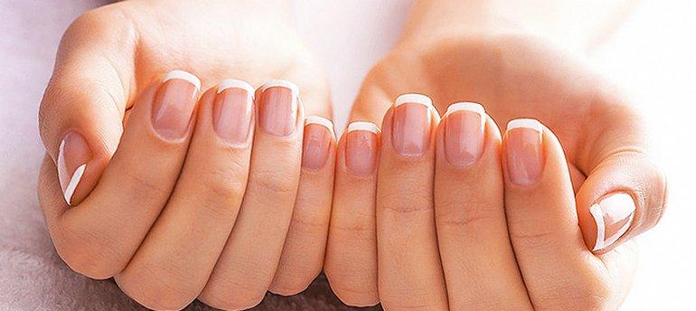 Узнать здоровье по ногтям на руках 1