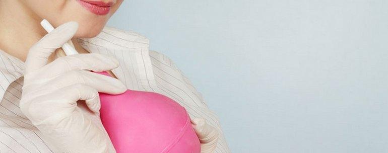клизма в домашних для похудения