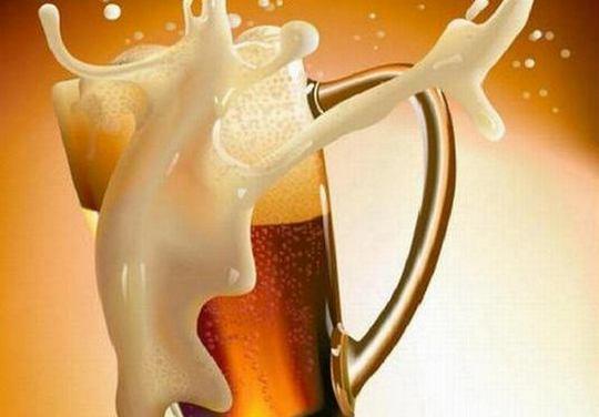 пиво поможет