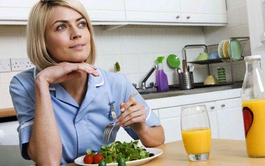 что кушать зрелым дамам