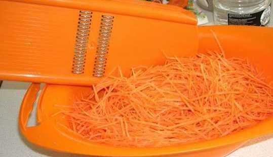 салатик из моркови