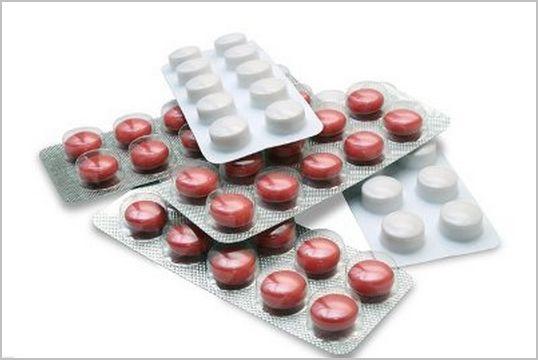 фото таблеток