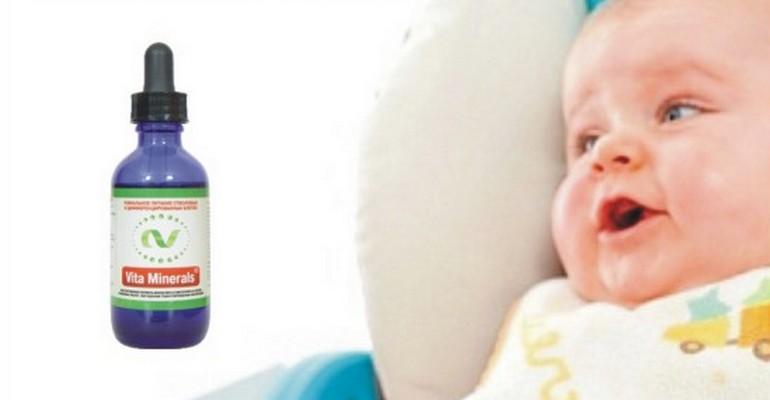 Какой лучше давать витамин Д новорожденным и детям до года